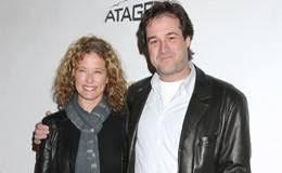 Nancy Travis and Robert N. Fried