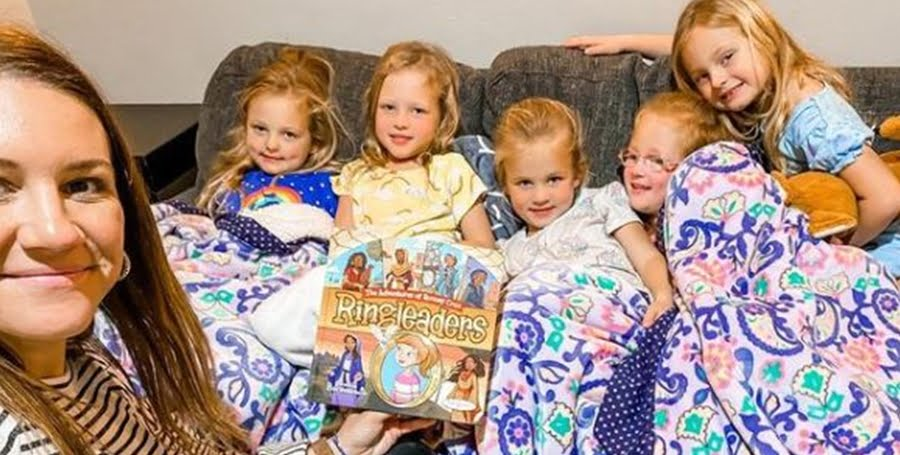 OutDaughtered Christmas